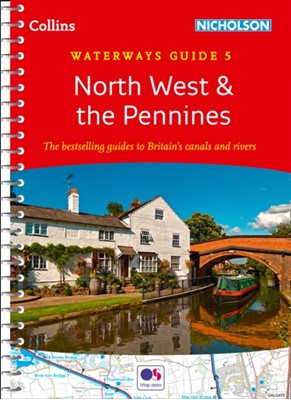 North West & the Pennines Collins Maps 9780008309398