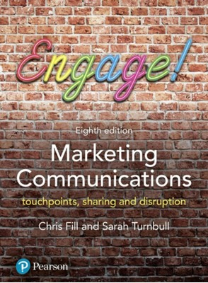 Marketing Communications Chris Fill, Sarah Turnbull 9781292234977