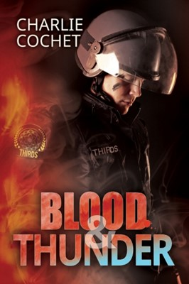 Blood & Thunder Charlie Cochet 9781641080828