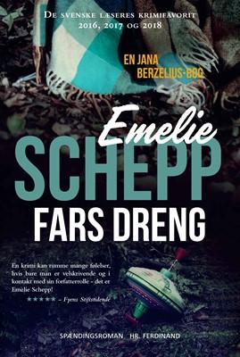 Fars dreng Emelie Schepp 9788740045857