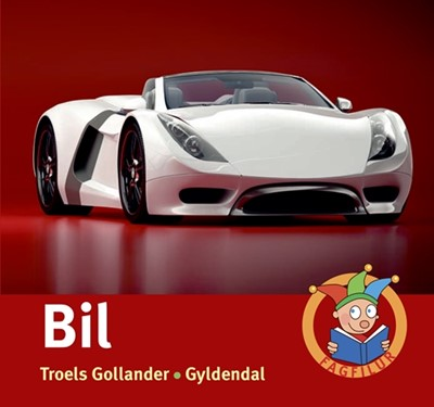 Bil Troels Gollander 9788702290974