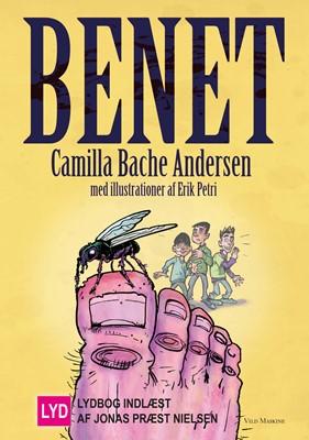 Benet Camilla  Bache Andersen 9788793404854