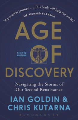 Age of Discovery Chris Kutarna, Ian Goldin 9781472943521