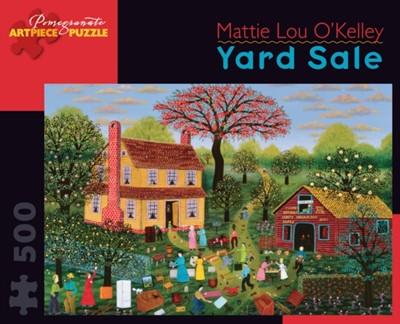 Yard Sale 500 Piece Jigsaw Puzzle  9780764963667