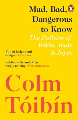 Mad, Bad, Dangerous to Know Colm Toibin 9780241354421