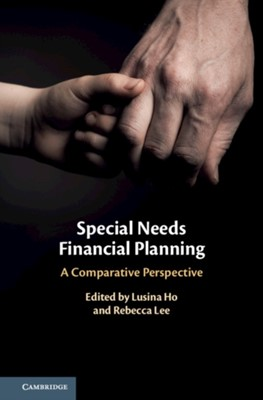 Special Needs Financial Planning  9781108481205