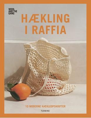 Hækling i raffia The Gang, Wool 9788740657074