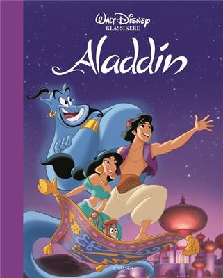 Walt Disney Klassikere - Aladdin Christian Bach, Disney Book Group, Walt Disney Studio 9788711913291