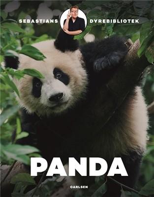 Sebastians dyrebibliotek: Panda Sebastian Klein 9788711917862