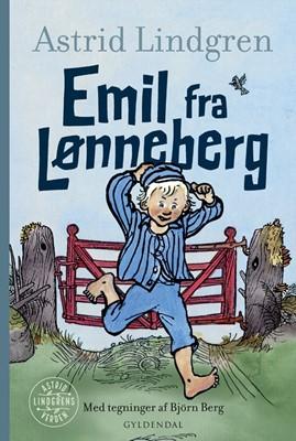 Emil fra Lønneberg. Gavebog Astrid Lindgren 9788702291124