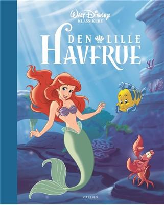 Walt Disney Klassikere - Den lille havfrue Walt Disney Studio 9788711916513