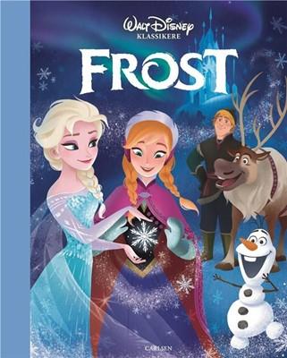 Walt Disney Klassikere - Frost Disney Book Group, Christian Bach, Walt Disney Studio 9788711913987