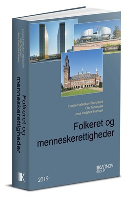Folkeret og menneskerettigheder Jens Vedsted-Hansen, Ole Terkelsen, Louise Halleskov Storgaard 9788761941251
