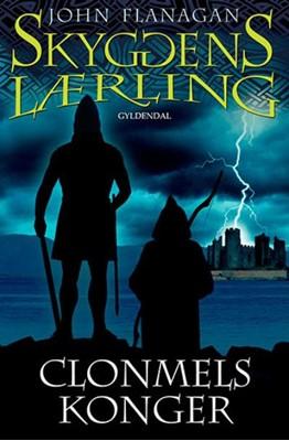 Skyggens lærling 8 - Clonmels konger John Flanagan 9788702293173