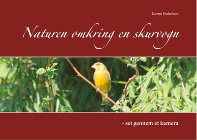 Naturen omkring en skurvogn Karsten Frederiksen 9788743016700