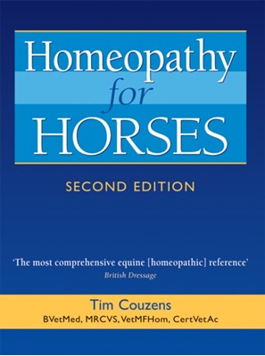 Homeopathy for Horses Tim Couzens 9781905693467