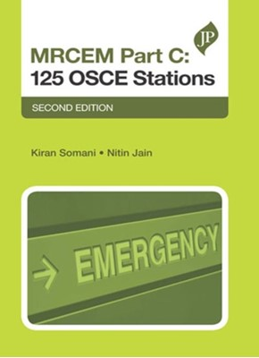MRCEM Part C: 125 OSCE Stations  9781909836440