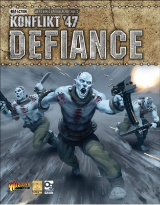 Konflikt '47: Defiance Clockwork Goblin, Warlord Games 9781472828798