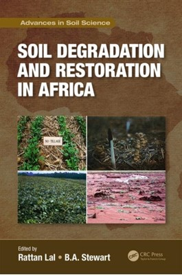 Soil Degradation and Restoration in Africa  9781138103313