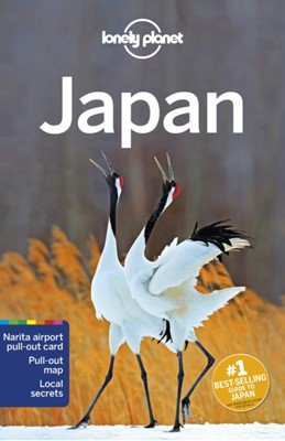 Lonely Planet Japan Lonely Planet, Craig McLachlan, Simon Richmond, Phillip Tang, Andrew Bender, Stephanie d'Arc Taylor, Ray Bartlett, Benedict Walker, Kate Morgan, Rebecca Milner 9781786578501