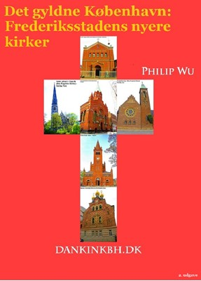 Det gyldne København Philip Wu 9788743010647