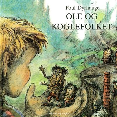 Ole og koglefolket Poul Dyrhauge 9788726259643