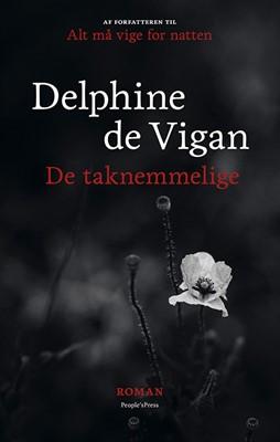 De taknemmelige Delphine de Vigan 9788770364638