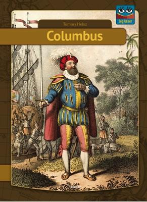 Columbus Tommy Heisz 9788740657869