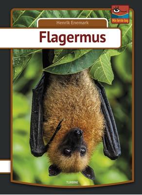Flagermus Henrik Enemark 9788740659115