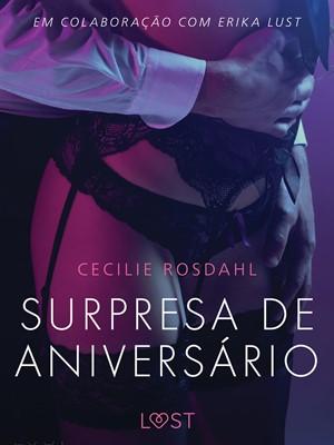 Surpresa de Aniversário - Um conto erótico Cecilie Rosdahl 9788726242720