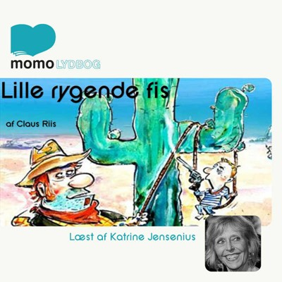 Lille rygende fis Claus Riis 9788793447431
