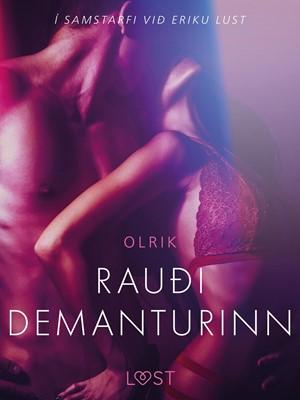 Rauði demanturinn - Erótísk smásaga - Olrik 9788726244939