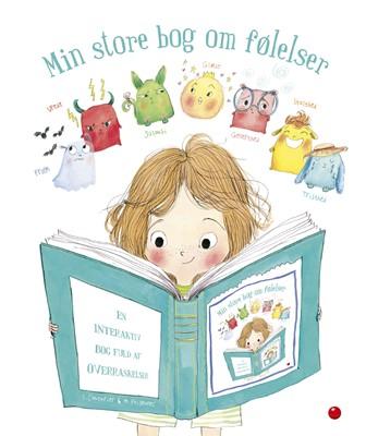 Min store bog om følelser Stéphanie Couturier 9788772052786