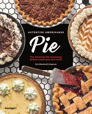 Autentisk amerikansk pie Erin Eberhardt Chapman 9788793825192