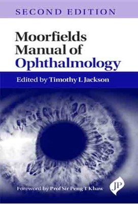 Moorfields Manual of Ophthalmology  9781907816888
