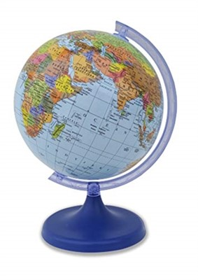 Insight Guides Globe Medium Blue Earth  9781789193657