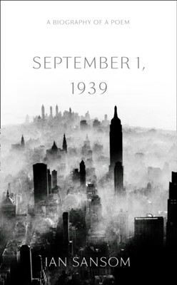 September 1, 1939 Ian Sansom 9780007557219