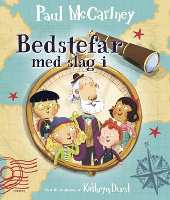 Bedstefar med slag i Paul McCartney 9788740657593