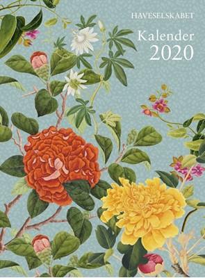 Haveselskabet Kalender 2020 Gyldendal 9788702280043