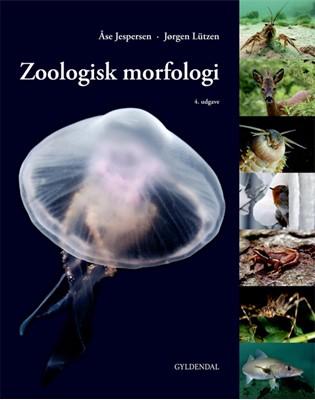 Zoologisk morfologi Jørgen Lützen, Åse Jespersen 9788702135565