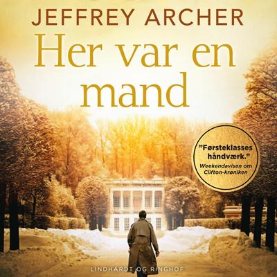 Her var en mand Jeffrey Archer 9788726262490