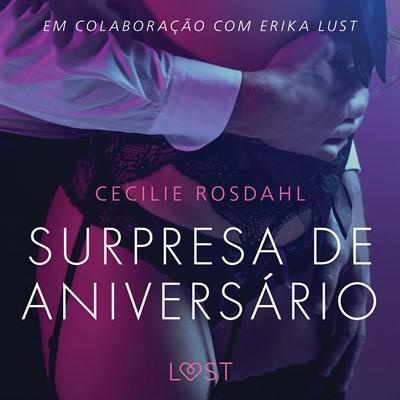 Surpresa de Aniversário - Um conto erótico Cecilie Rosdahl 9788726244328