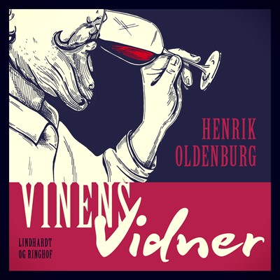 Vinens vidner Henrik Oldenburg 9788726120905