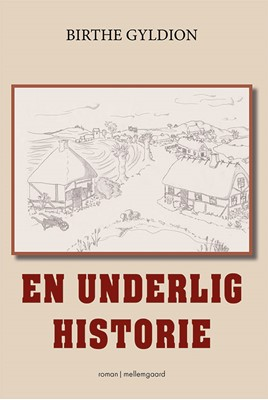 En underlig historie Birthe  Gyldion 9788772186221
