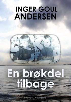 En brøkdel tilbage Inger Goul Andersen 9788772186245