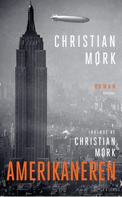 Amerikaneren Christian Mørk 9788770366236