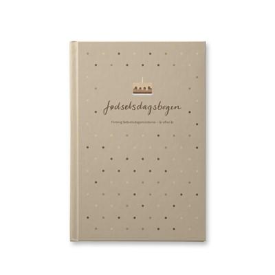 Fødselsdagsbogen Julie Dam Andersen 9788797151419
