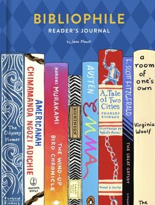 Bibliophile Reader's Journal  9781452167312
