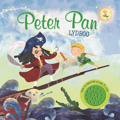 Peter Pan (papbog m. 6 lyde) Karrusel Forlag 9788771316803