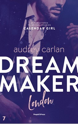 Dream Maker: London Audrey Carlan 9788770364812